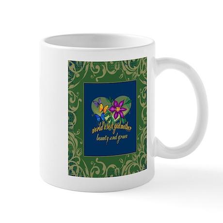 Beautiful Godmother Mug By Justforher