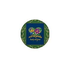 Beautiful Godmother Mini Button (100 pack)