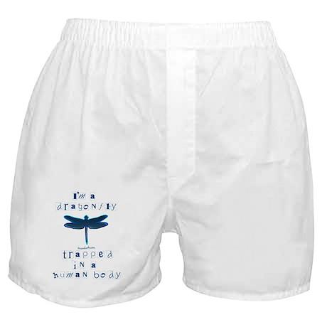 I'm a Dragonfly Boxer Shorts