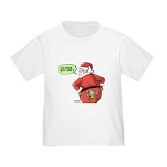 Lost Santa Elf Design T