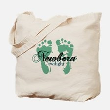 Newborn Twilight Tote Bag