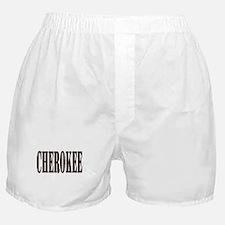 Funny Cherokee Boxer Shorts
