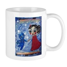 Cute Bristol girls Mug