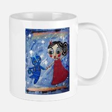 Cute Bond girl Mug