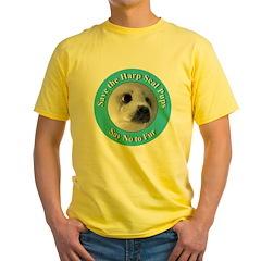 Anti-Fur Harp Seal Pup (Front) T