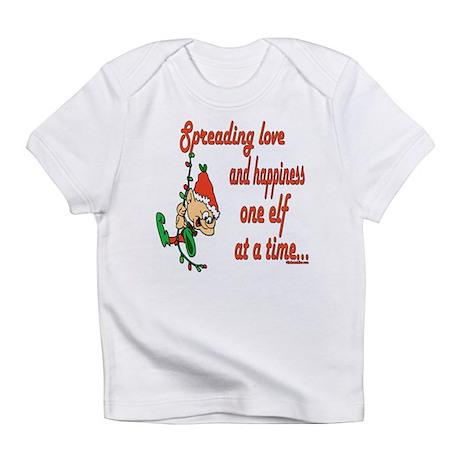 Spreading Love Elves Infant T-Shirt