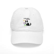"""Rescued Cat"" Baseball Cap"