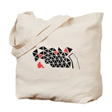 Solitary Hatch Tote Bag