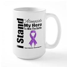 Alzheimer's Disease Hero Mug