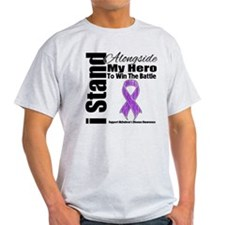 Alzheimer's Disease Hero T-Shirt