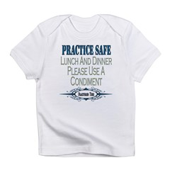 Condiments Infant T-Shirt