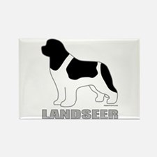 LANDSEER Rectangle Magnet