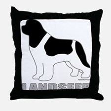 LANDSEER Throw Pillow