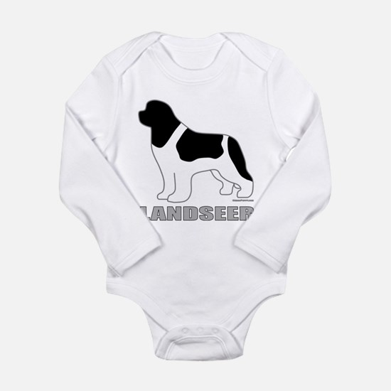 LANDSEER Long Sleeve Infant Bodysuit