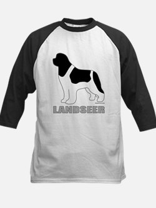 LANDSEER Kids Baseball Jersey
