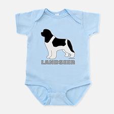 LANDSEER Infant Bodysuit