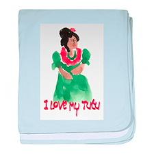 Tutu U`i - Pretty Grandma baby blanket