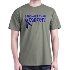 STRONGER THAN CANCER (Colon) T-Shirt