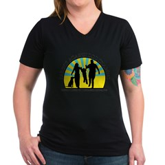 Parents Against Dog Chaining Shirt