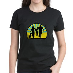 Parents Against Dog Chaining Tee