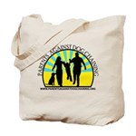 Parents Against Dog Chaining Tote Bag