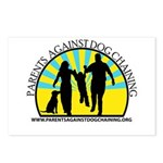 Parents Against Dog Chaining Postcards (Package of