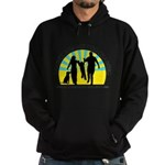 Parents Against Dog Chaining Hoodie (dark)