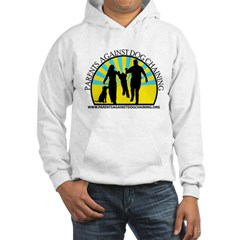 Parents Against Dog Chaining Hoodie