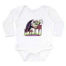 PiAnO PiAniSt Long Sleeve Infant Bodysuit