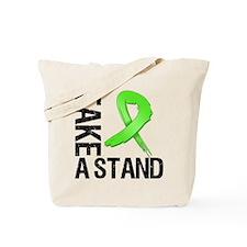 Take a Stand Lymphoma Tote Bag