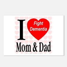 Fight Dementia Postcards (Package of 8)