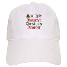 Christmas Crazy Baseball Cap