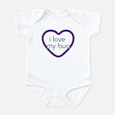 Infant Creeper: I Love My Bua