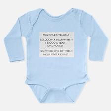 MM Find a Cure! Long Sleeve Infant Bodysuit