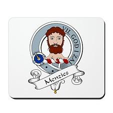Menzies Clan Badge Mousepad