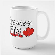 World's Greatest Babcia Large Mug