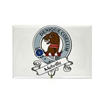 Melville Clan Badge Rectangle Magnet (10 pack)