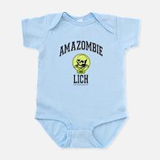 Amazombie and Lich - Infant Bodysuit