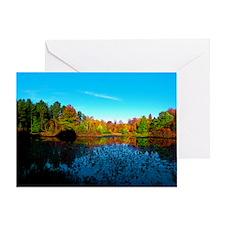 Holden Sunset Greeting Card