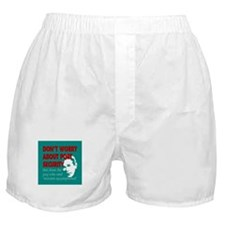 Port security Boxer Shorts