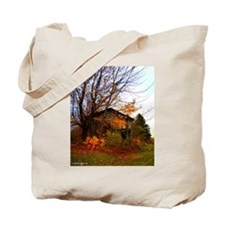 Autumn Shed Tote Bag