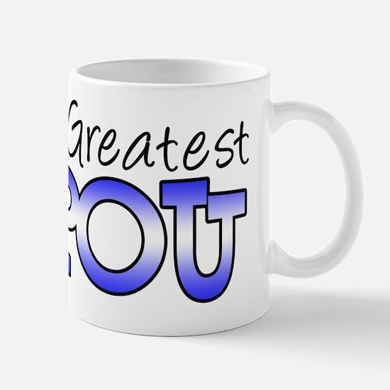 World's Greatest Papou Mug