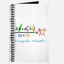 Kayak Math Journal