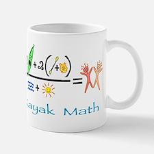 Kayak Math Mug