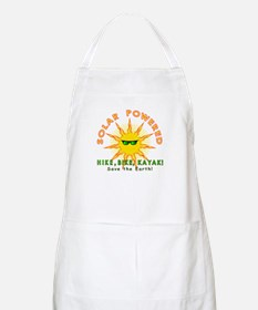 Solar Powered Apron