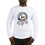 Mccorquodale Clan Badge Long Sleeve T-Shirt