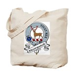 Mccorquodale Clan Badge Tote Bag
