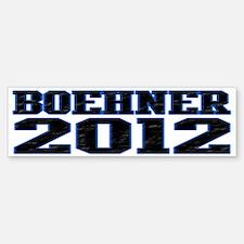 Boehner 2012 Bumper Bumper Sticker
