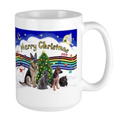 X-Music #1-2G-Sheps,2cats Mug