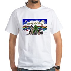 X-Music #1-2G-Sheps,2cats Shirt
